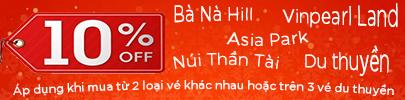 khuyến mãi, giảm giá du thuyền sông Hàn Đà Nẵng
